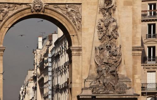 Ворота Сен-Дени (Porte Saint-Denis)