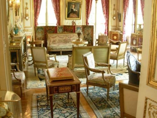 Музей Ниссим-де-Камондо (musée Nissim de Camondo)