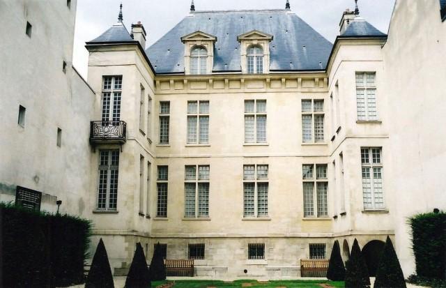 Музей Коньяк-Жэ (Musée Cognacq-Jay)