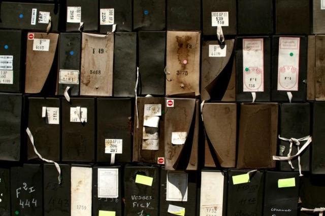 Национальный архив - Музей истории Франции (Musée des Archives nationales)