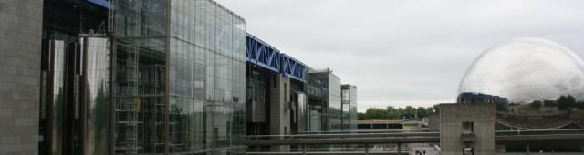 Городок науки и индустриии (Cité des sciences et de l'industrie)