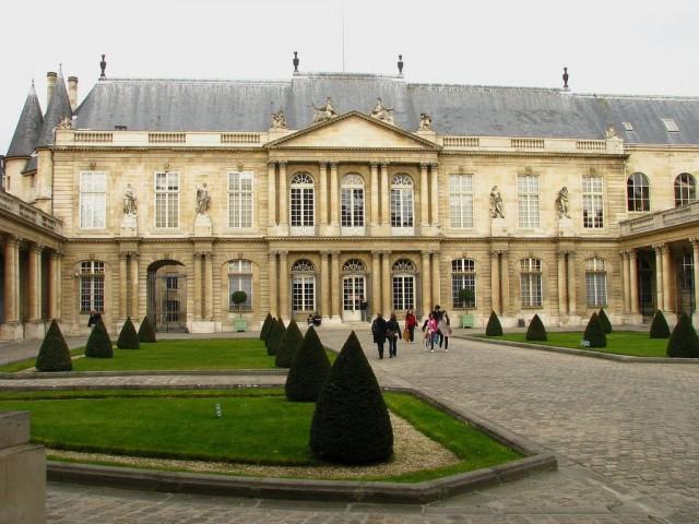 Особняк Субиз (Hôtel de Soubise)