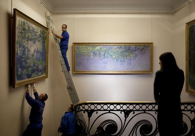 Музей Мармоттан-Моне (Musée Marmottan Monet)