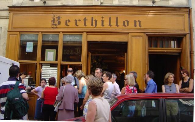 Кафе «Бертильон» (Berthillon)