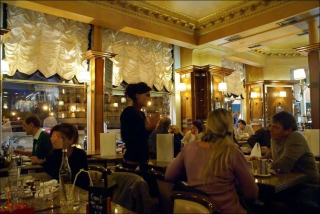 Ресторан Le Flore