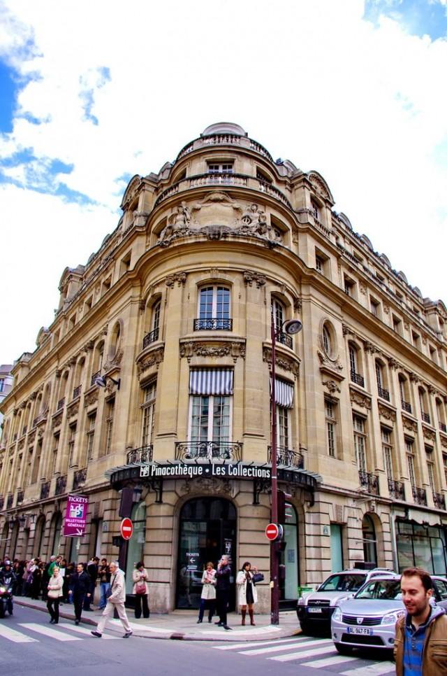 Пинакотека (Pinacothèque de Paris)
