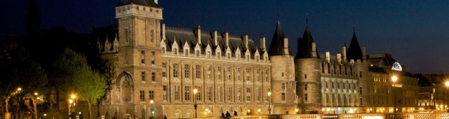 Замок Консьержери (Conciergerie)