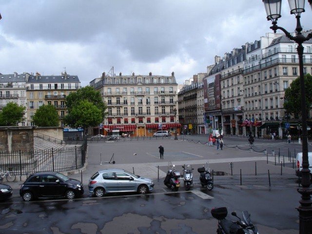 Площадь Мадлен (Place de la Madeleine)
