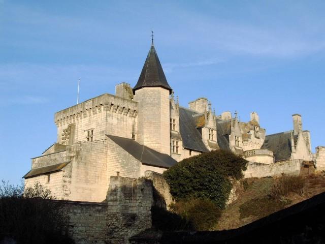 Монсоро ( Château de Montsoreau)