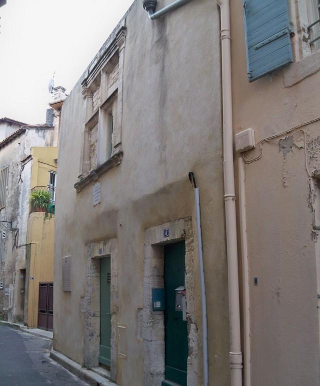 Место рождения Нострадамуса в Сен-Реми-де-Прованс
