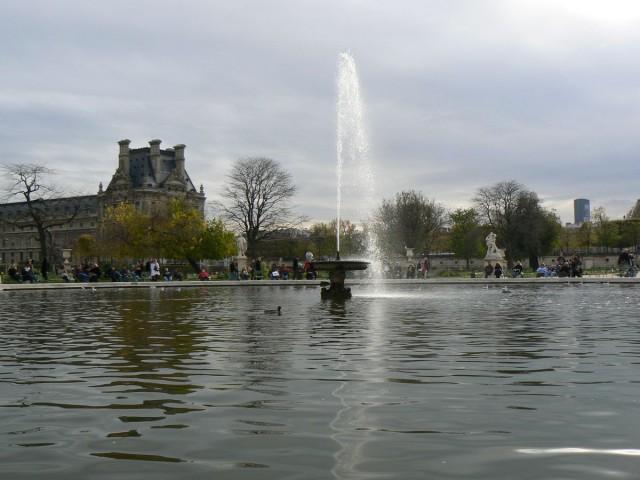 Фото злополучного фонтана.