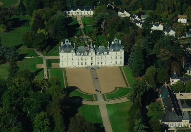 Замок Шеверни (Château de Cheverny)