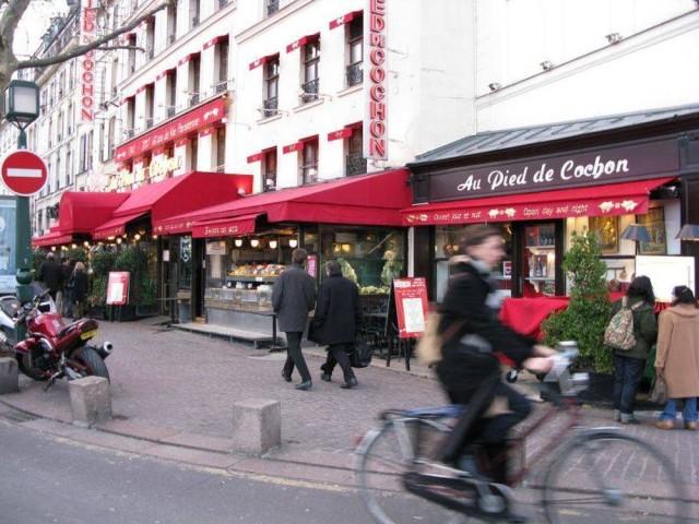 Ресторан «Au pied du Sacré Coeur»