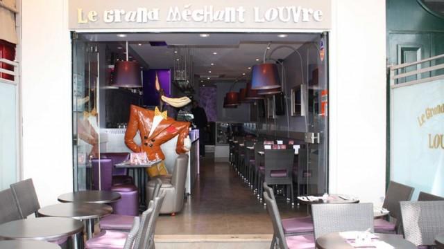 "Ресторан ""Le Grand Mechant Louvre"""