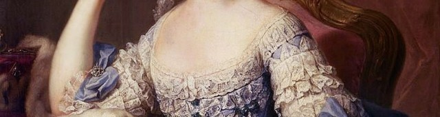 Мария-Антуанетта.