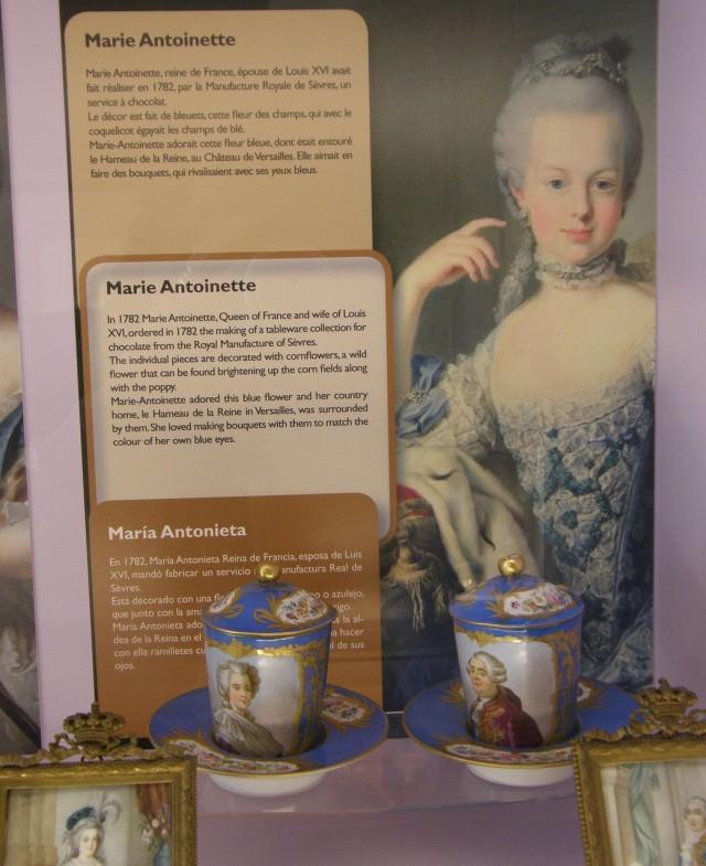 Мария-Антуанетта была большой любительницей нового напитка.