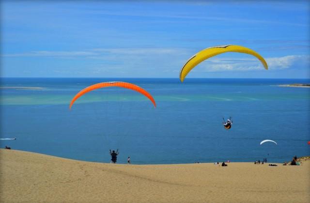 Дюна в Пиле (Dune du Pilat)