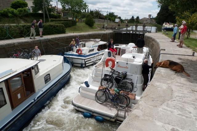 Лангедокский или Южный канал (Canal du Midi)