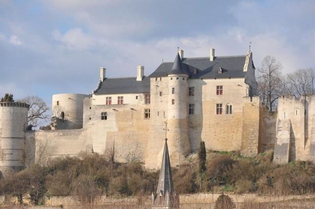 Замок Шинон (Château de Chinon)