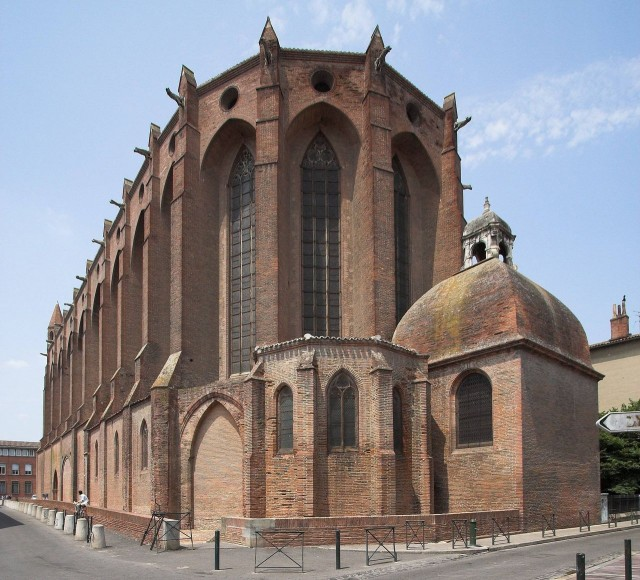 Церковь якобинцев (Église des Jacobins)