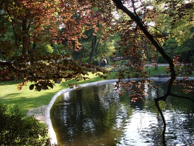 Королевский Сад (Jardin Royal)