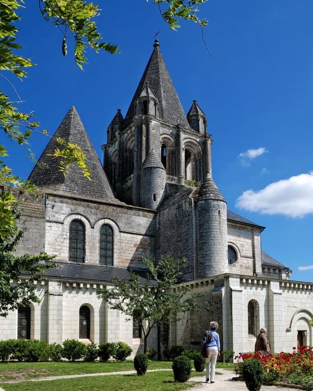 Церковь замка Лош (Château de Loches)