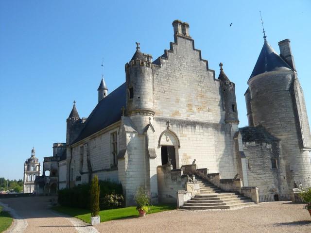 Замок Лош (Château de Loches)