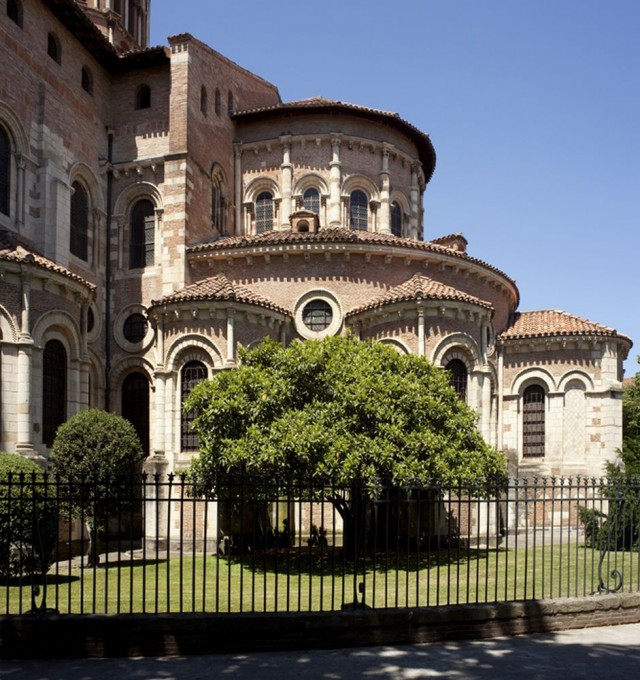 Базилика Святого Сатурнина (Basilique Saint-Sernin)