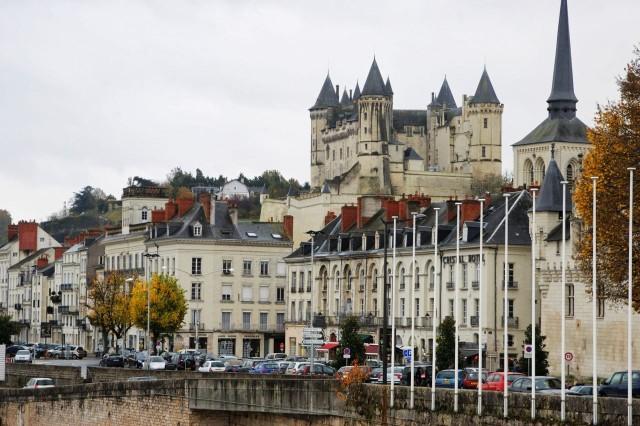 Замок Сомюр (Сhâteau de Saumur)