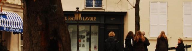 Бато-Лавуар (Bateau-Lavoir)