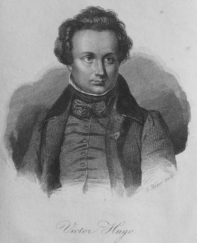 Виктор Гюго (1835г.)