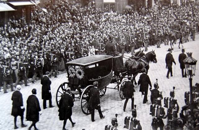 Похороны Виктора Гюго
