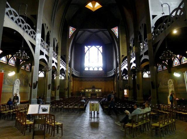 Церковь Св. Иоанна на Монмартре