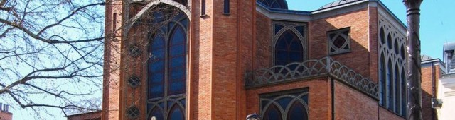 Церковь Св. Иоанна на Монмартре (Église Saint-Jean de Montmartre)