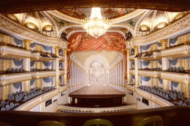 Интерьер Гранд Театра
