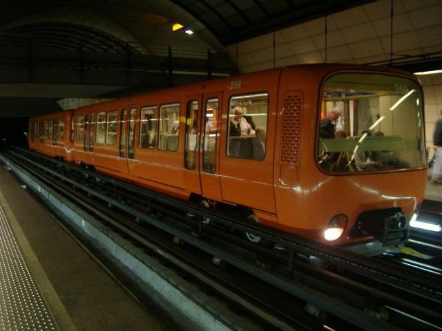 Лионское метро
