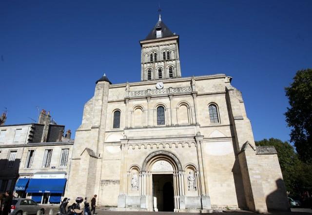 Базилика Св. Серина (Basilique Saint-Seurin)