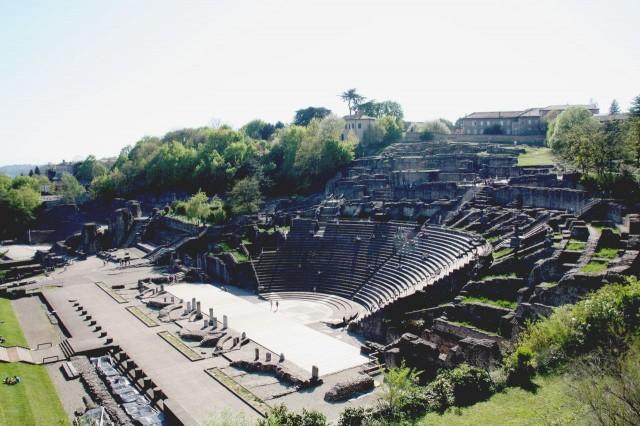 Античный театр (Théâtre antique)