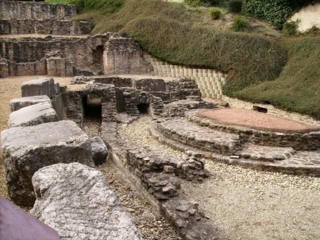 Древнеримские термы (Thermes antiques)