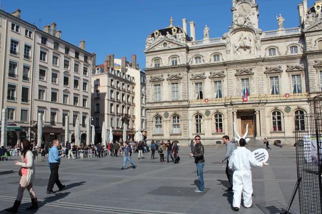 Площадь Терро (Place des Terreaux)