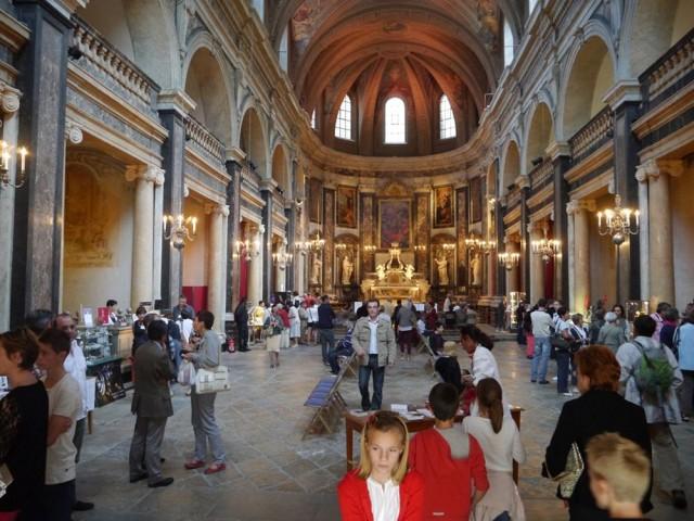 Капелла Троицы (Chapelle de la Trinité)