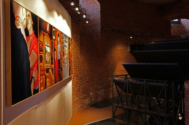 Галерея в водонапорной башне  (Galerie du château d'eau)