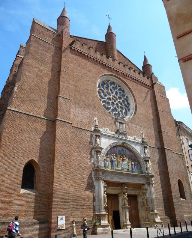Церковь Богоматери Дальбад (Église Notre-Dame de la Dalbade)