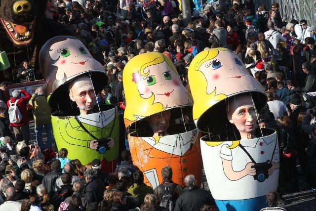 Карнавал в Ницце (Carnaval de Nice)