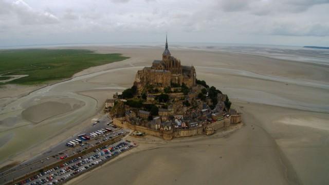 Мон-Сен-Мишель (Mont Saint-Michel)