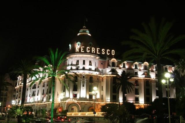 Отель Негреско (Hôtel Negresco)