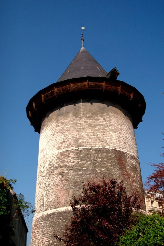 Башня Жанны д'Арк (Tour Jeanne d'Arc)