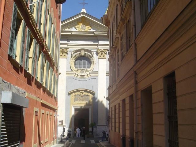 Церковь святого Иакова -ле-Мажор (Église Saint-Jacques-le-Majeur)