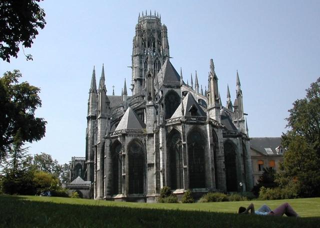 Церковь святого Уэна