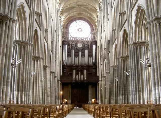 Руанский собор (Cathédrale Notre-Dame de Rouen)